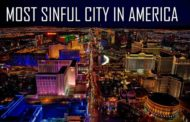 Most Sinful City in the United States......Las Vegas, Nevada................Bet that one was easy for LNO Readers!