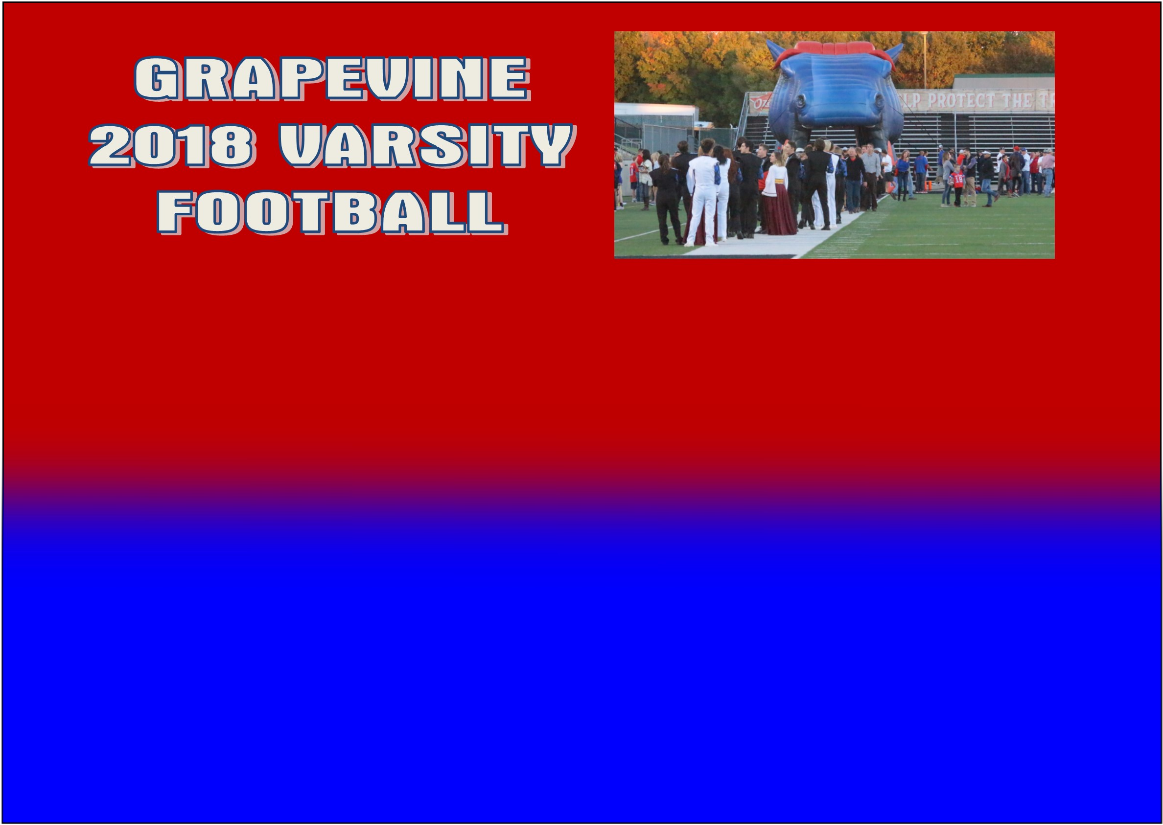 Grapevine Mustangs Defeated by Denton Ryan Raiders in District Game 52-7