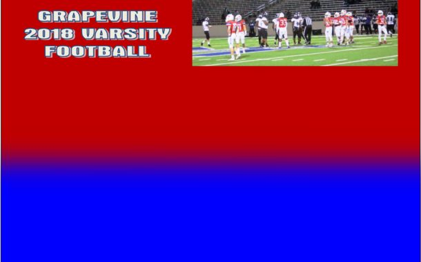 Grapevine Advances to Next Playoff Round with Win Over Crowley 34-14