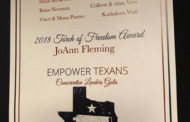 Empower Texans Recognizes 12 Texas Wide Conservative Leaders.