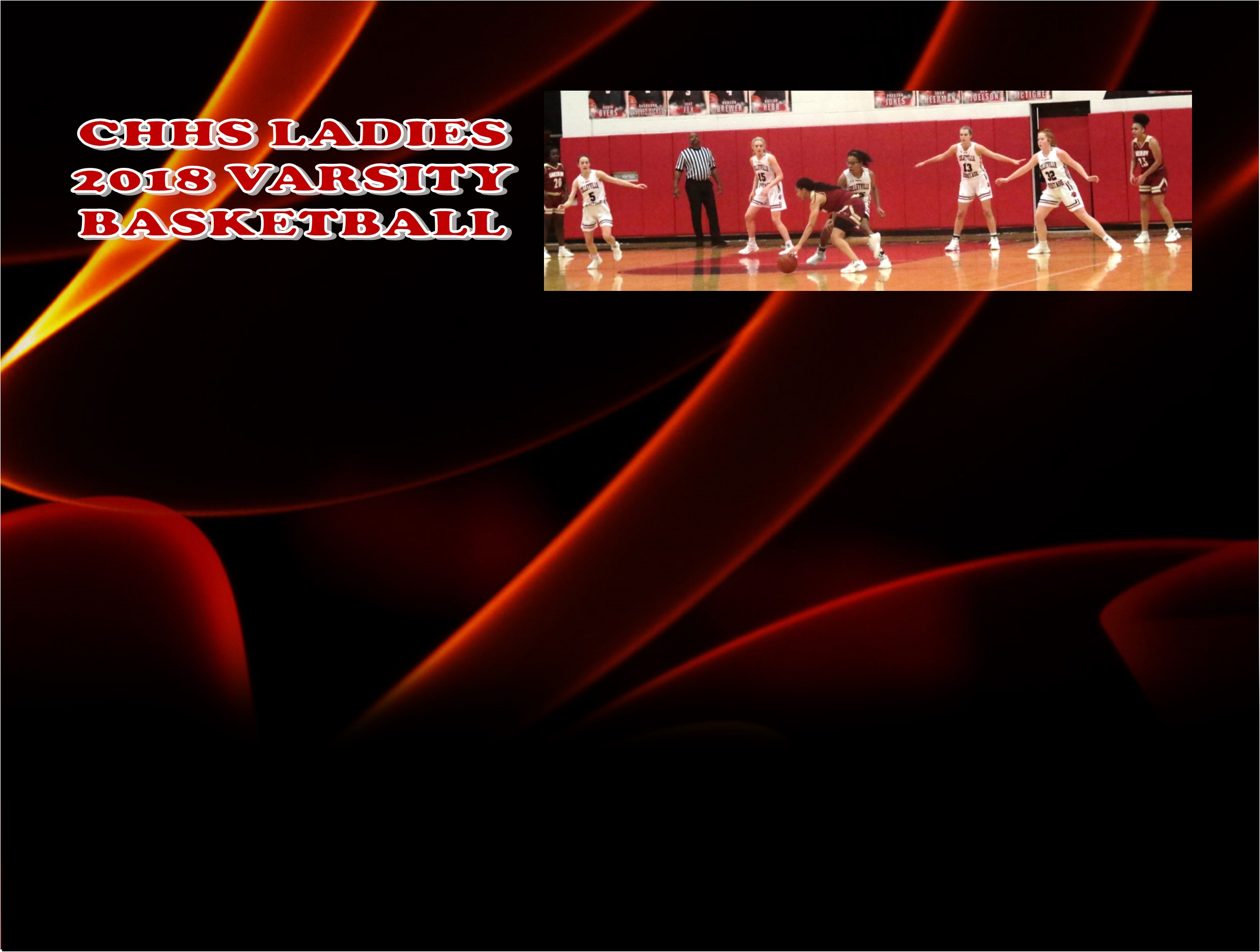 CHHS Basketball: Lady Panthers Rout Saginaw Lady Rough Riders 57-38
