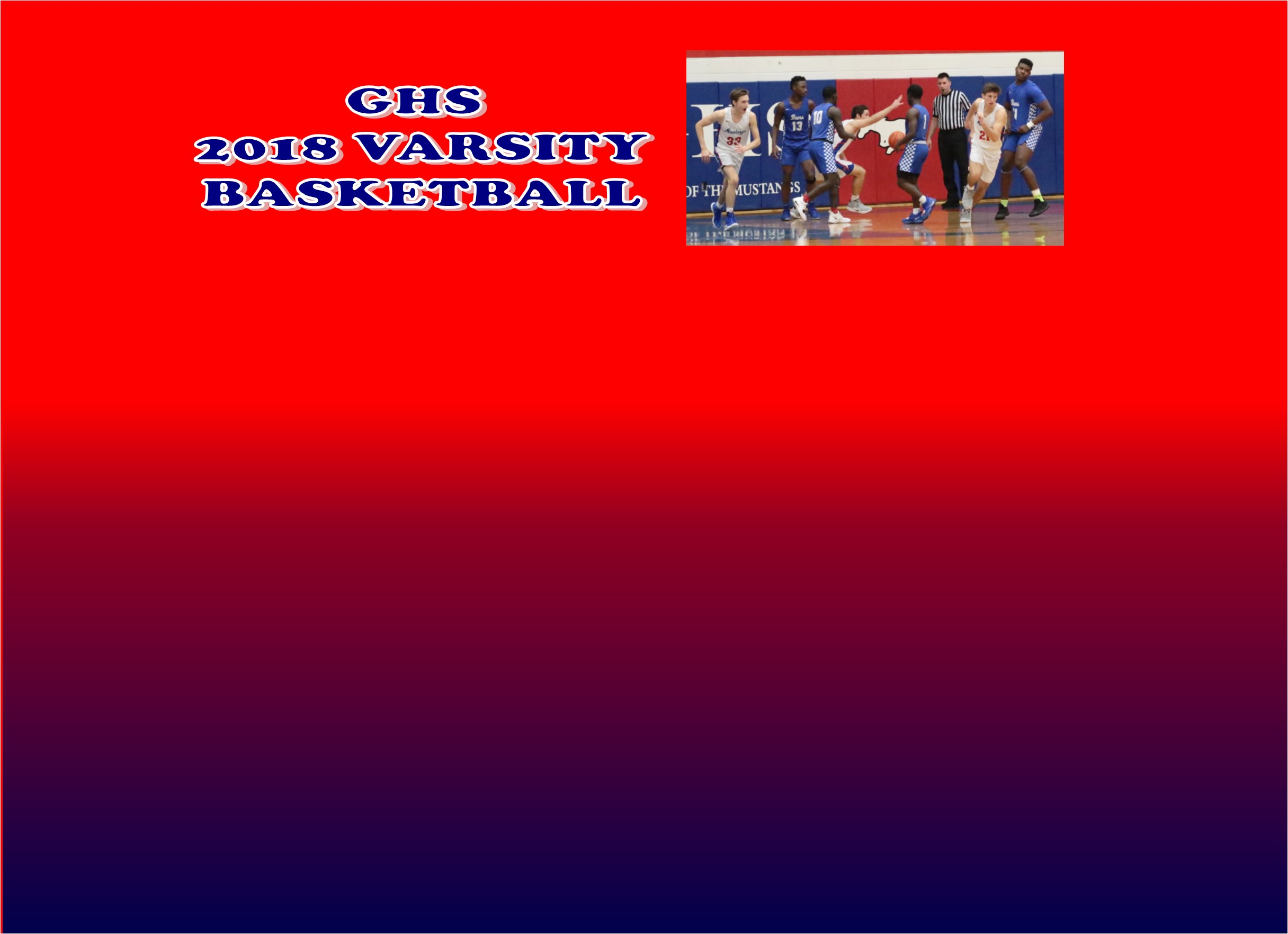 Basketball: Grapevine Mustangs Stunned by Brewer Bears 56-35