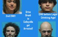 Drunk in Colleyville!